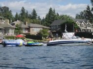 4th of July Raft up