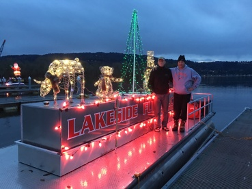 Best Decorated Commercial Boat