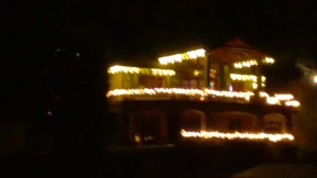 Festive Porch